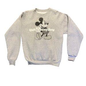 Walt Disney World long sleeve sweatshirt youth XL